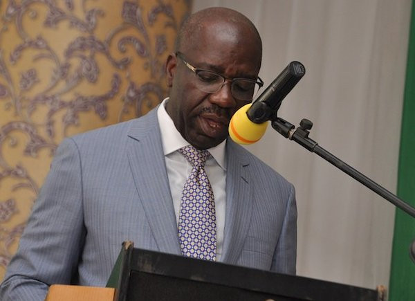 3 commissioners resign from Governor Obaseki