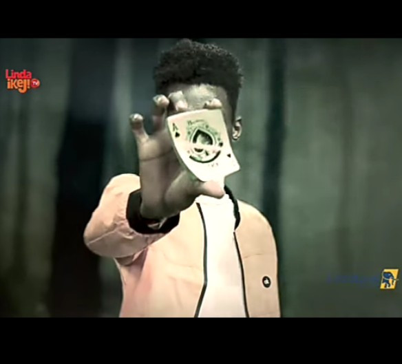 19-year-old Nigerian magician Babs Cardini speaks about his art and wows spectators as he performs his tricks in episode 13 of First Class Material (video)