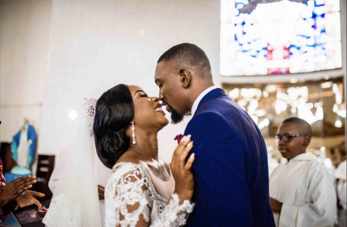 Nigerian woman reveals how she helped hook her friends up as she rejoices over their marriage