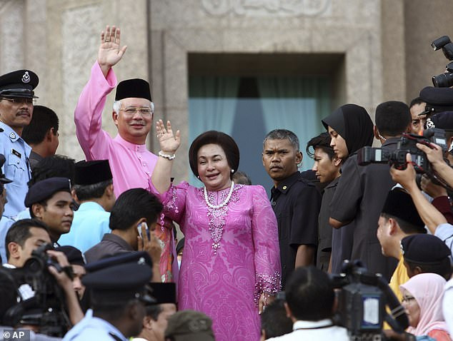 Former Malaysian Prime Minister, Najib Razak is sentenced to 12 years in jail and fined ?38million after being found guilty in a multi-billion-dollar fraud?