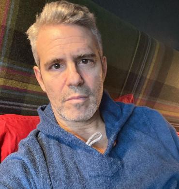 US TV show host,?Andy Cohen reveals he has