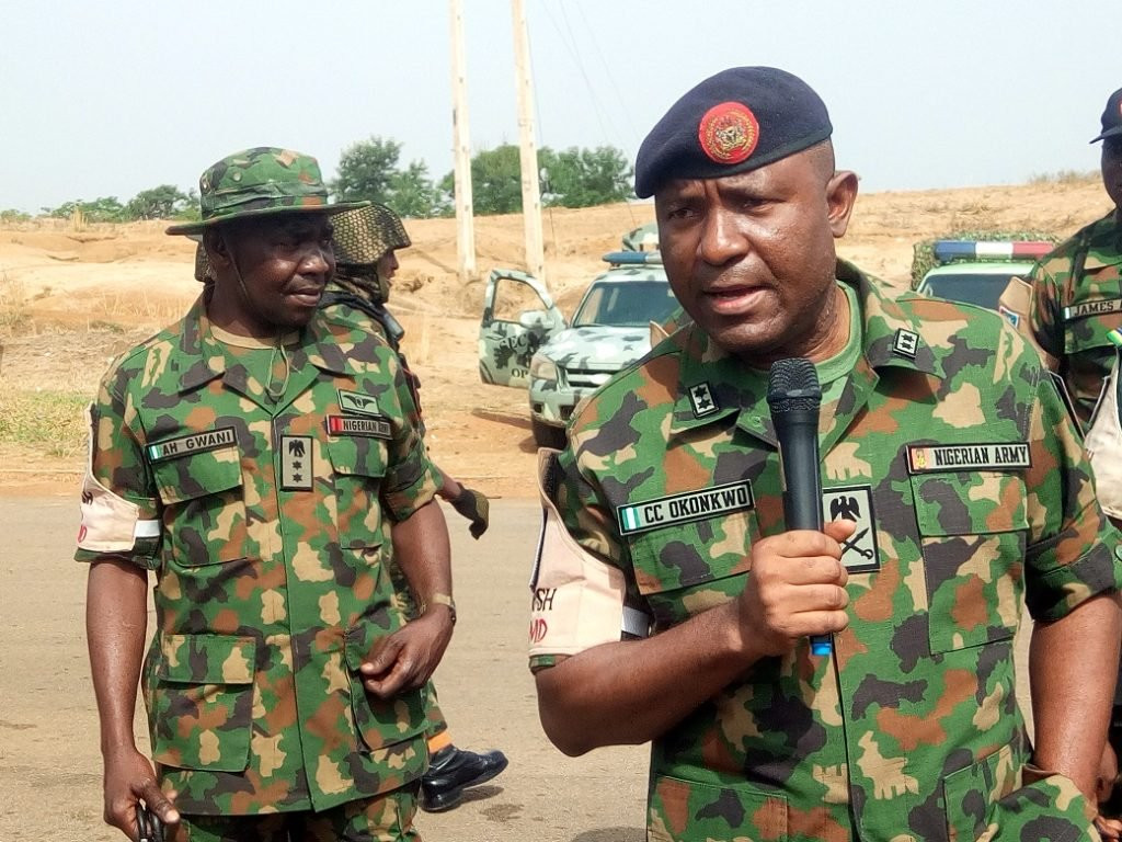 We have limited manpower to tackle Southern Kaduna killings - Nigerian Army