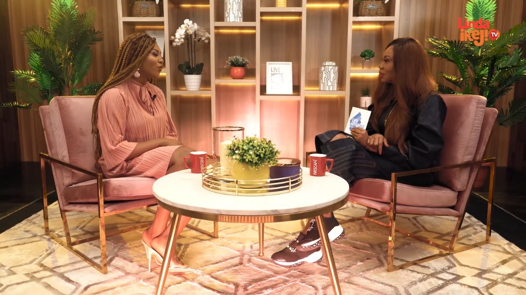 Stephanie Coker-Aderinokun shares her IVF journey to conception and reacts for the first time to the controversies surrounding her husband in episode 5 of Life Lessons with Betty Irabor (video)