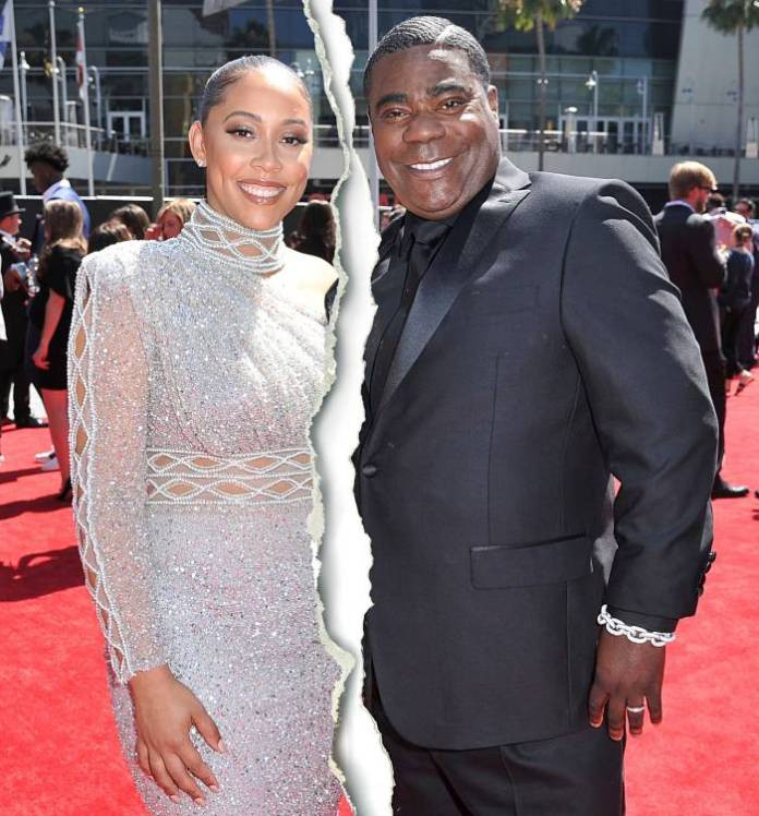 Actor Tracy Morgan and wife Megan Wollover split after almost 5 years of marriage