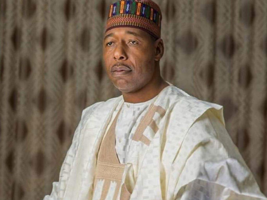 Gunmen open fire on Borno state governor