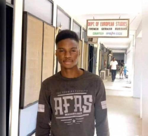 Nigerian student allegedly dies at soap-making factory in Ibadan