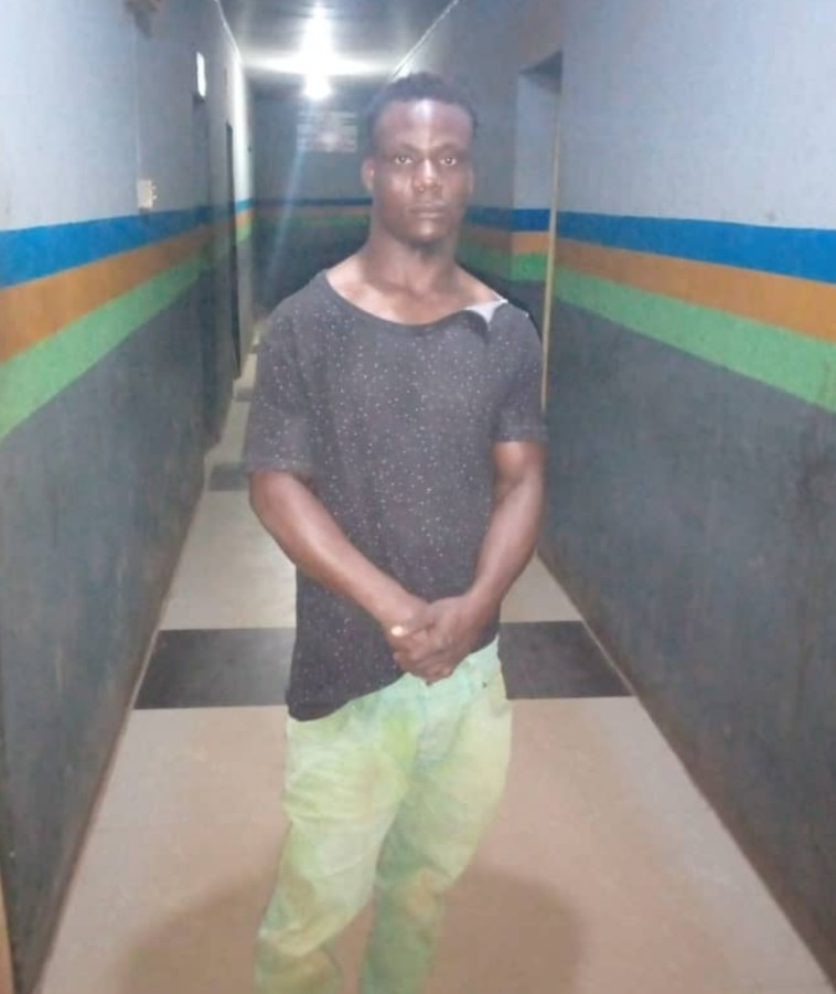 Man arrested for raping a 20-year-old girl with Down Syndrome in Ogun
