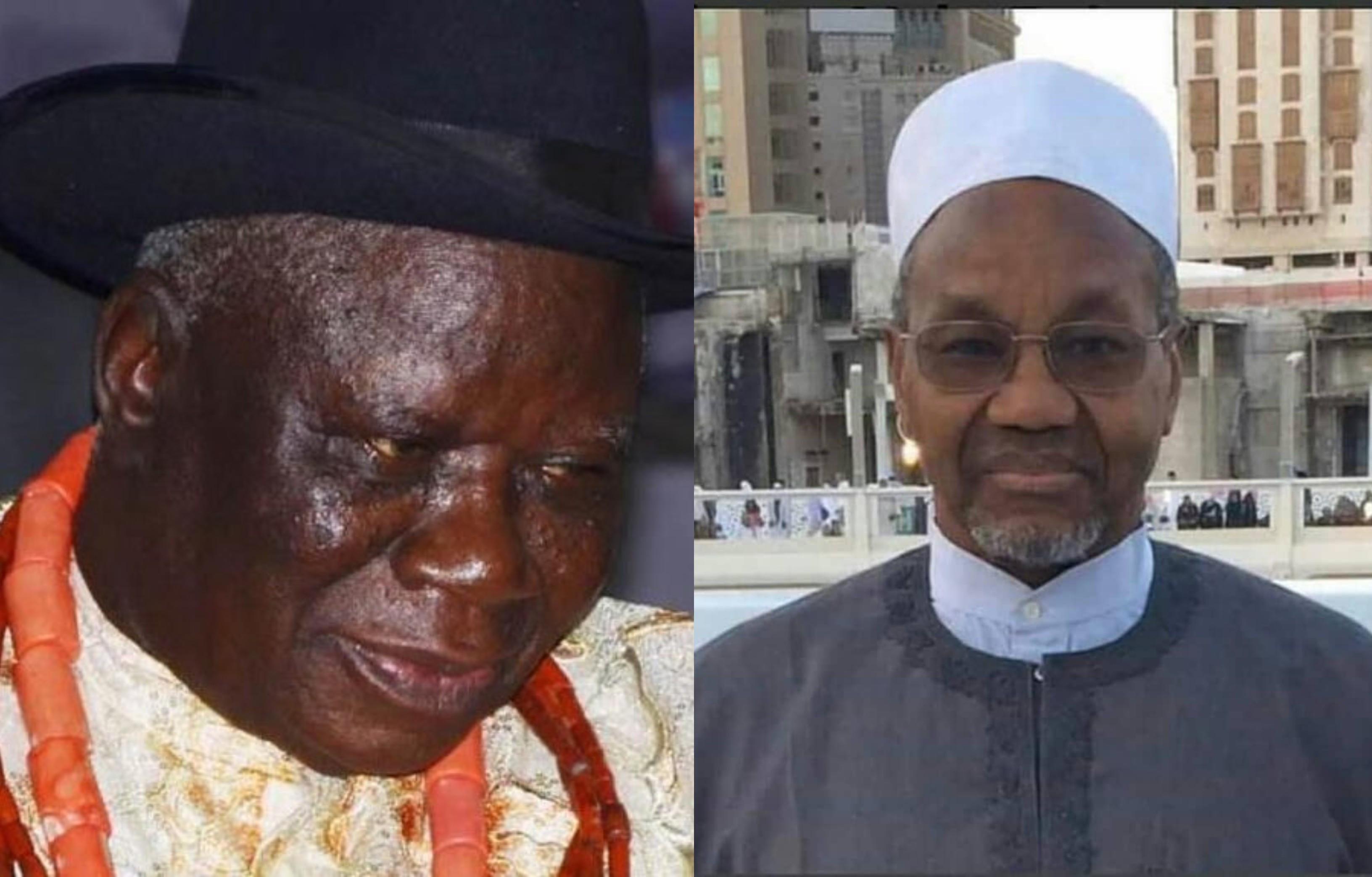 Don?t jeopardise Nigeria?s unity ? Edwin Clark slams Mamman Daura over comment on zoning