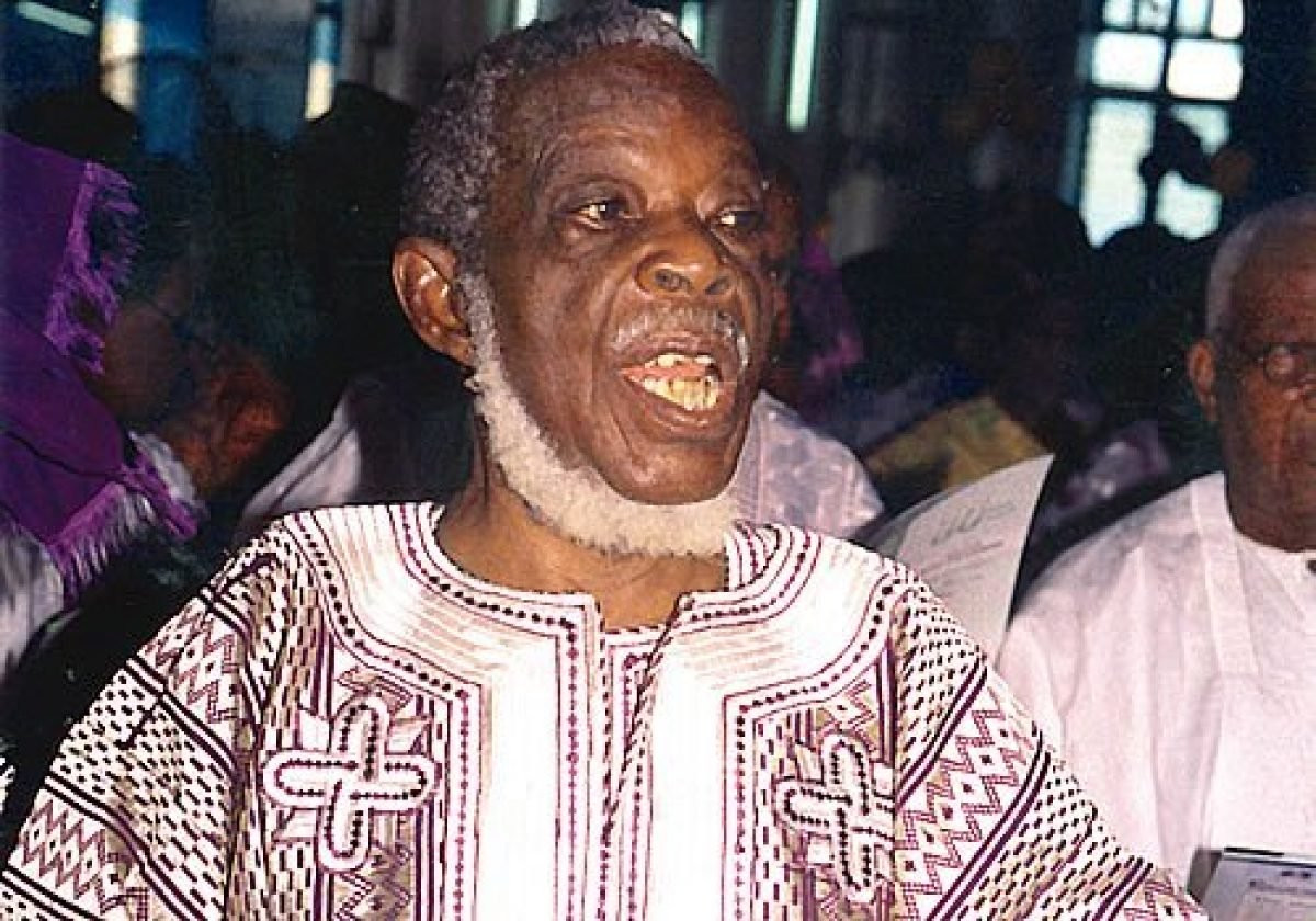 Afenifere leader, Pa Fasanmi dead at 94
