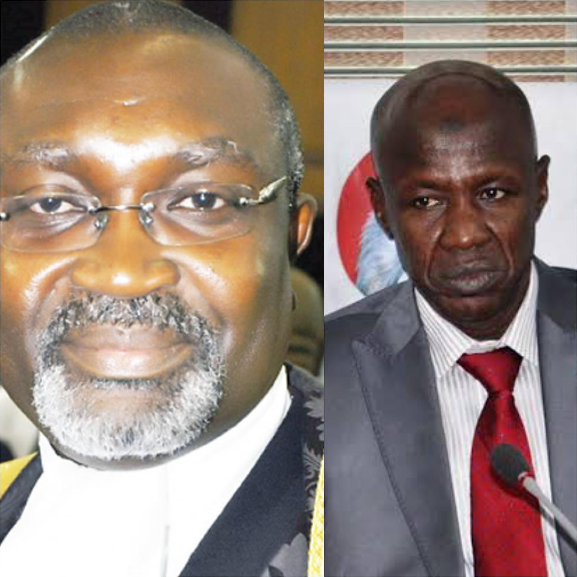 Magu ordered my arrest after I demanded my N763m legal fee - Former EFCC lawyer alleges
