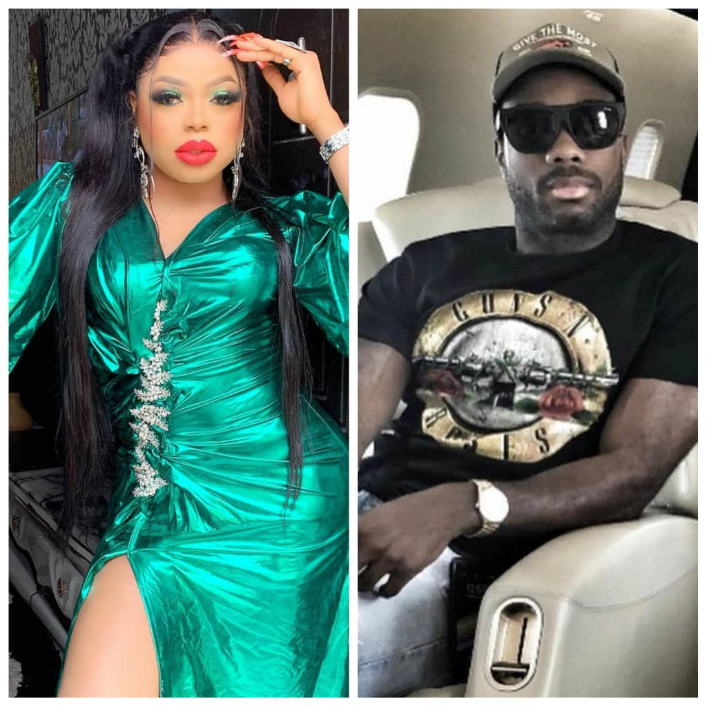 Bobrisky finally unveils the identity of his ?bae? as he shares photos of him