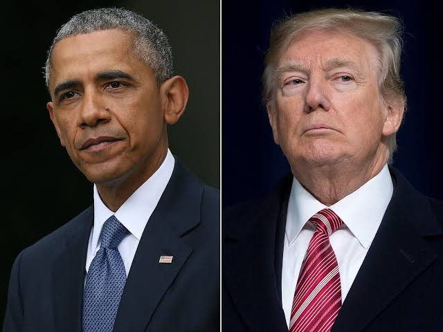 Trump's actions threaten US democracy Barack Obama