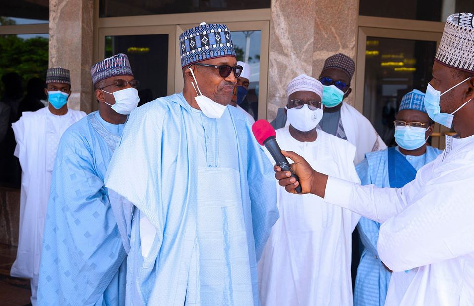 Nigerians know we have done our best – Buhari