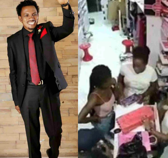 Court dismisses case against Senator Abbo after he was filmed slapping a nursing mother in a sex toy shop