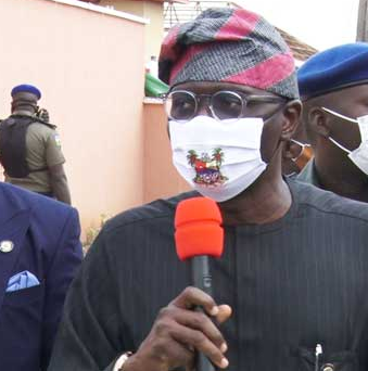 In the last two weeks, we have seen a gradual decrease in the number of positive COVID-19 cases- Lagos gov, Babajide Sanwo-Olu (video)