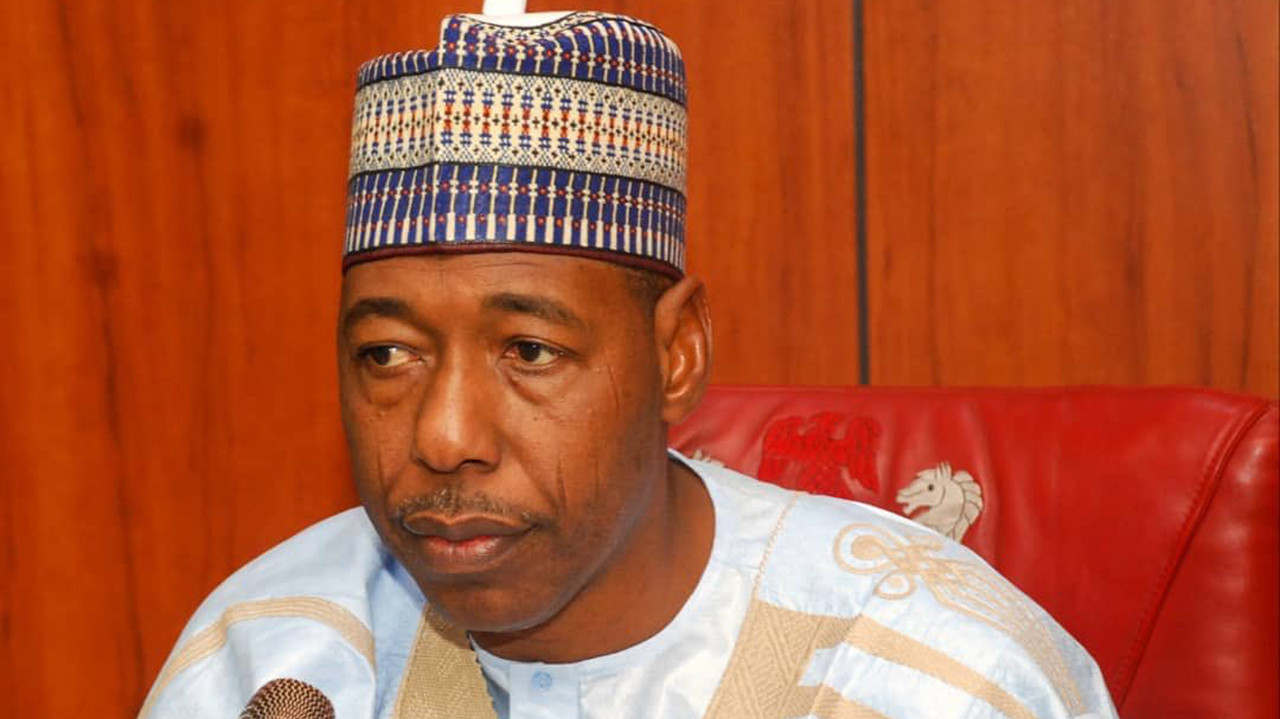 Boko Haram: There?s sabotage in the system that will not allow insurgency to end and Buhari needs to know - Governor Zulum