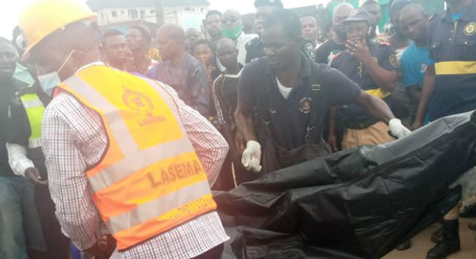 One dies as gas explodes again in Lagos (photo)