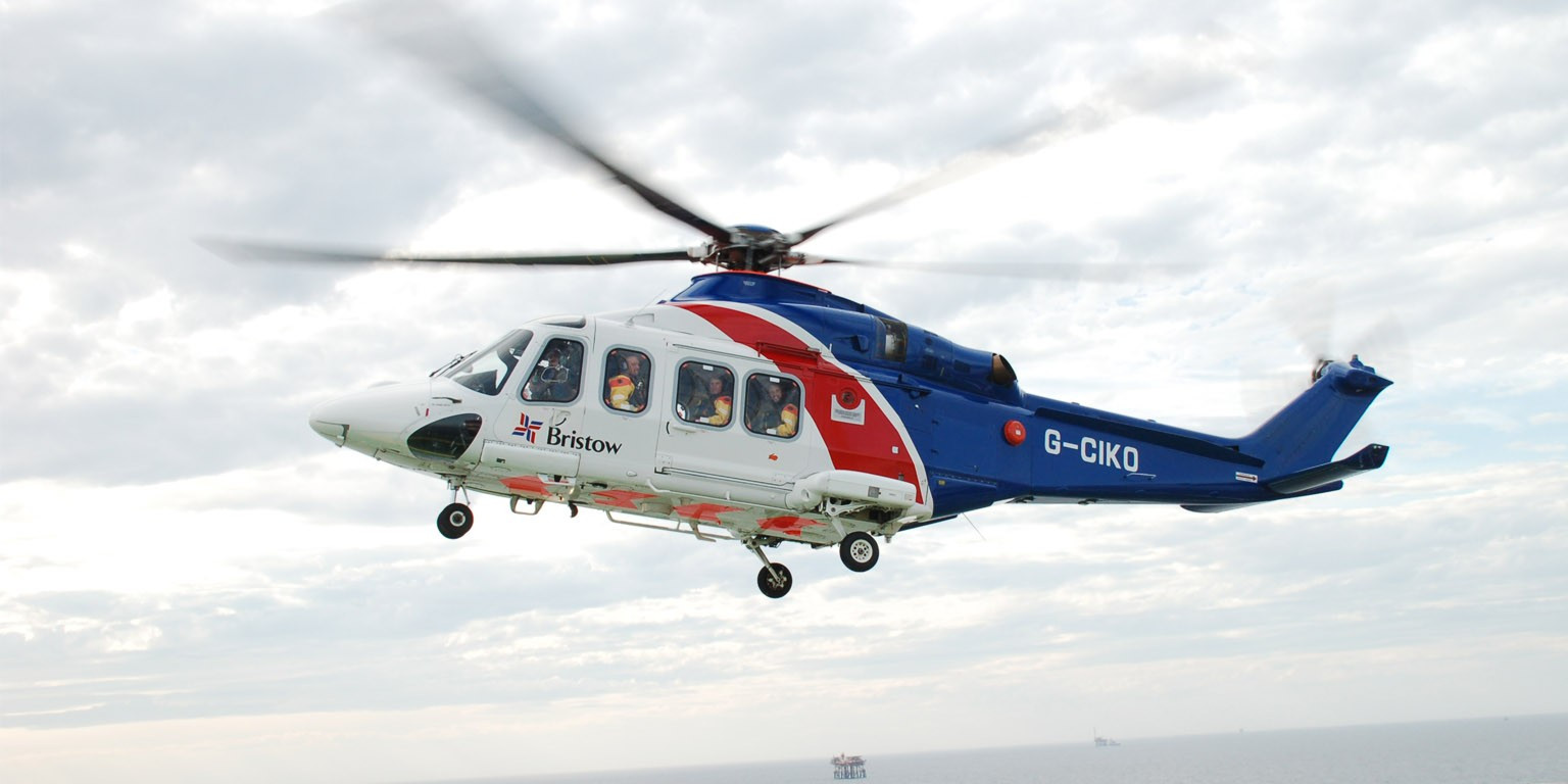 Bristow Helicopters sacks 100 pilots and engineers