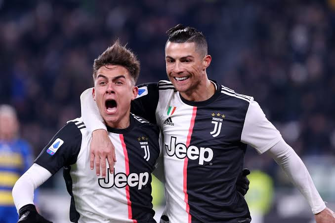 Paulo Dybala beats Juventus team-mate, Cristiano Ronaldo to Serie A Player of the Year