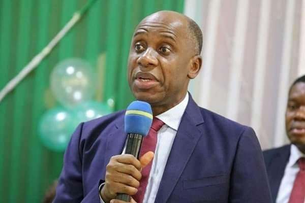 Amaechi evades question on Hong Kong being a third party in Nigeria-China loan deal
