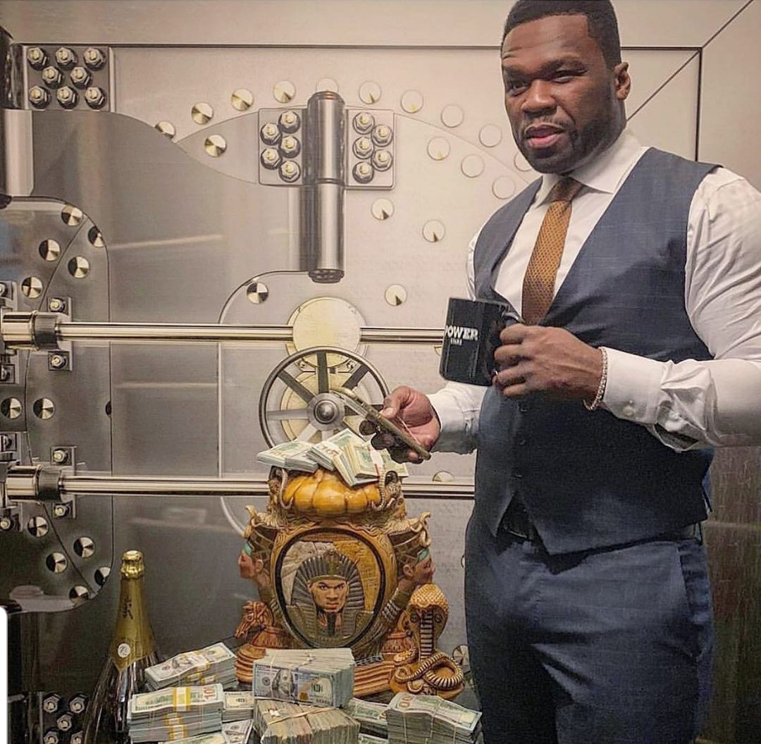 "50 Cent tells Emmy Awards to kiss 'my Black a**' after his crime drama series ""Power"" wasn't nominated"
