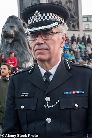 Scotland yard commander in charge of drug strategy is suspended over alleged drug misuse