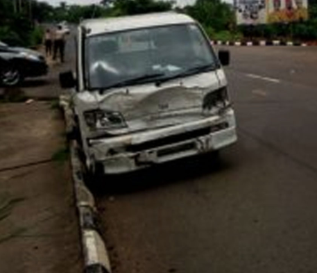 Man dies after falling off vehicle in Anambra