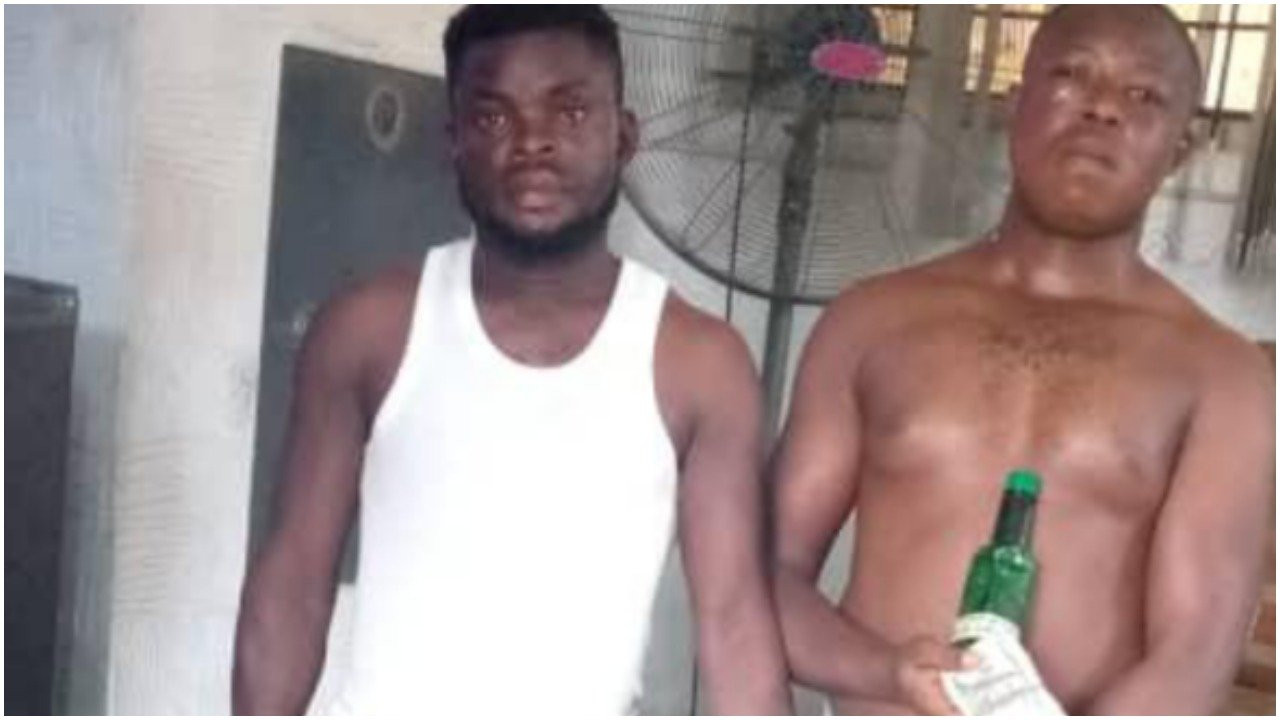 Two arrested for alleged dollar fraud in Ogun