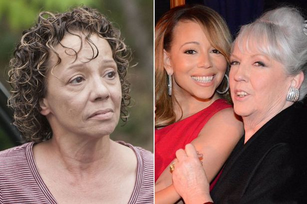 """Mariah Carey's estranged sister Alison is suing their mother for 'forcing her to perform sex acts on strangers during """"satanic rituals"""" when she was 10"""
