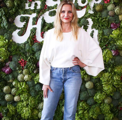 Cameron Diaz says she found peace after retiring from acting