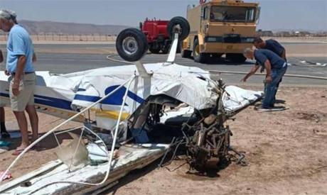 crash in Egypt pPhotos)