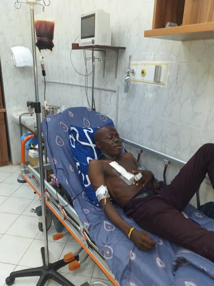 Help Kelechi get a kidney transplant