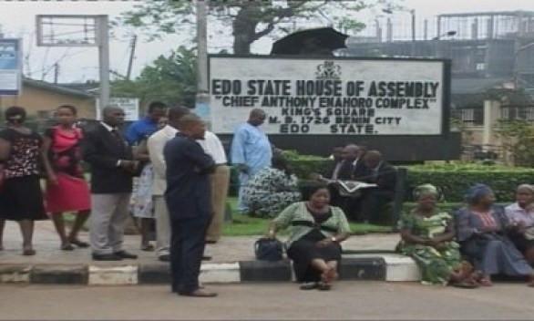 Edo factional House of Assembly members impeach speaker and deputy speaker