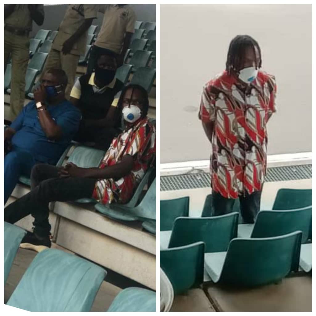 Concert:  Naira Marley arraigned before Abuja Mobile Court, fined N200,000 (photos/video)