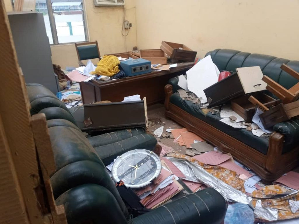 See the messy state of Edo Assembly complex (photos)