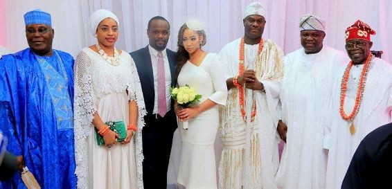 Seyi Tinubu and wife celebrate 4th wedding anniversary