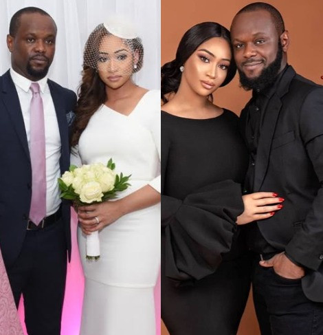 Seyi Tinubu and wife celebrate 4th wedding anniversary