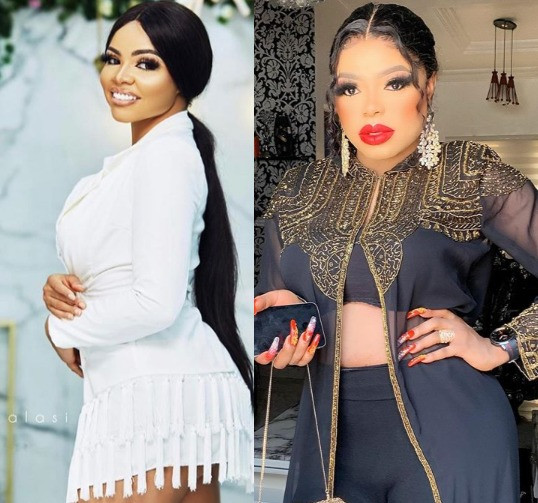 #BBNaija: Nengi is not the cause of your frustration- Bobrisky subs a certain