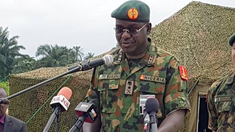 We?ve pushed Boko Haram out of North-east, remaining Borno ? Buratai