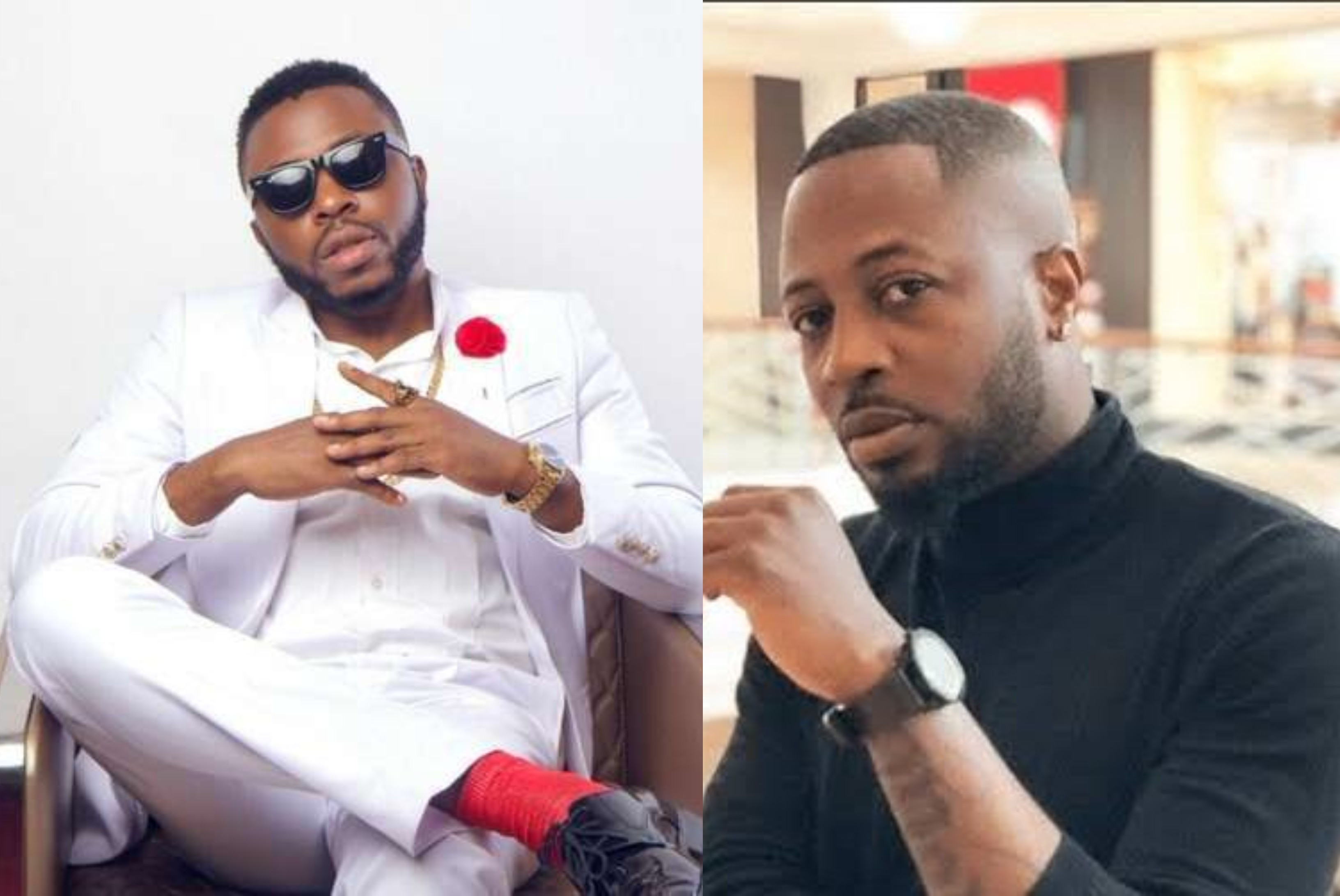 Samklef calls out Tunde Ednut for blocking him and Ubi Franklin after they started their Instagram channels