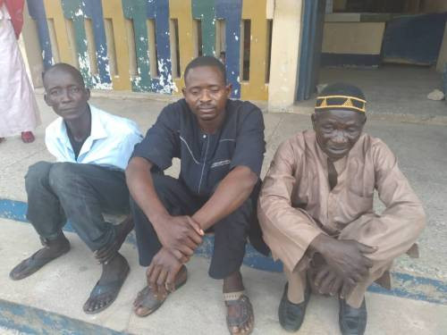65-year-old man and two others arrested for allegedly raping an 11-year-old girl in Taraba