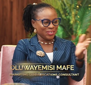 Consultant, Yemisi Mafe opens up about marital abuse that started on her wedding day in Episode 6 of Life Lessons with Betty Irabor