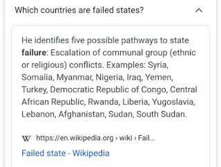 Nigeria added to Wikipedia