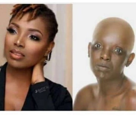 Take it down now! – Annie Idibia blows hot as she reacts to post claiming she's suffering from cancer