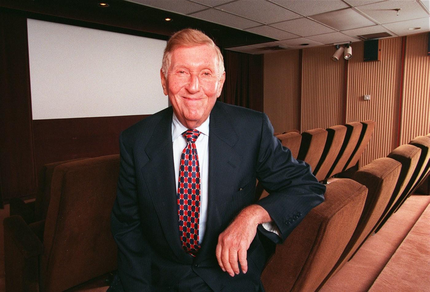 Viacom and CBS mogul, Sumner Redstone dies aged 97 lindaikejisblog 1