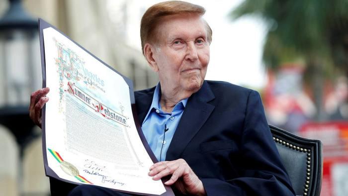 Viacom and CBS mogul, Sumner Redstone dies aged 97