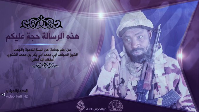 Blasphemy: Boko Haram leader, Abubakar Shekau reportedly release audio faulting Kano death sentence passed on singer