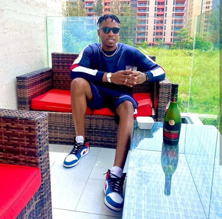 'Ahead of BBN my account was once better' - BBNaija's Ike Onyema tells IG follower