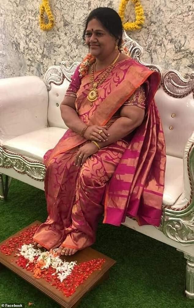 Indian widower