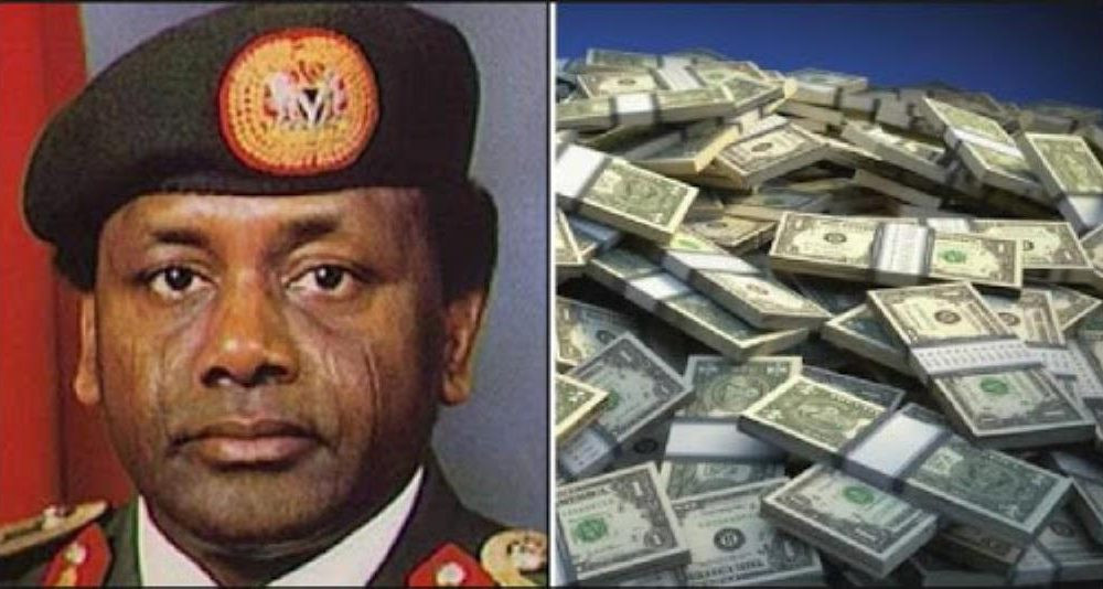 Ireland and FG sign MoU to return ?5.5m Abacha Loot